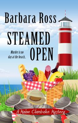 Steamed Open (Maine Clambake Mystery #7) Cover Image