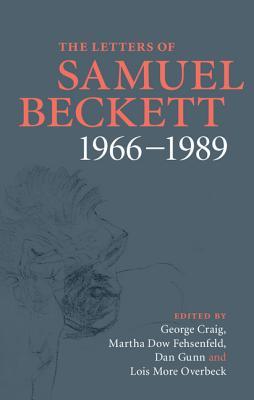 The Letters of Samuel Beckett: Volume 4, 1966-1989 Cover Image