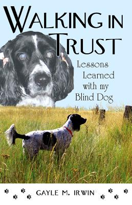 Cover for Walking in Trust
