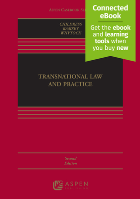 Transnational Law and Practice (Aspen Casebook) Cover Image