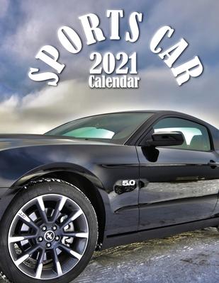 Sports Car 2021 Calendar Cover Image