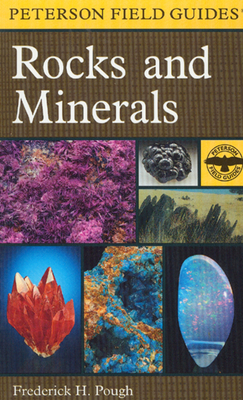 A Peterson Field Guide to Rocks and Minerals (Peterson Field Guides) Cover Image