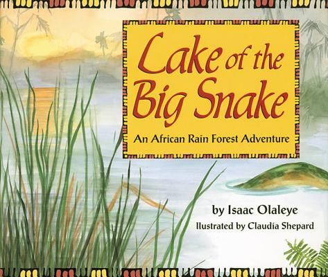 Cover for Lake of the Big Snake