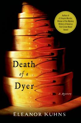 Death of a Dyer Cover