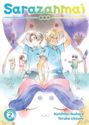 Sarazanmai (Light Novel) Vol. 2 Cover Image