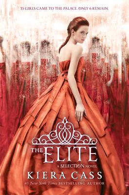 The Elite (Hardcover) By Kiera Cass