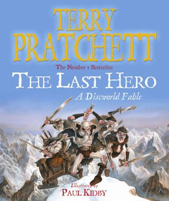 The Last Hero Cover Image