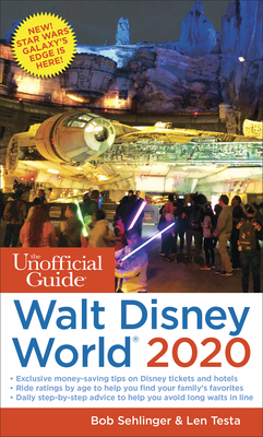 The Unofficial Guide to Walt Disney World 2020 (Unofficial Guides) Cover Image