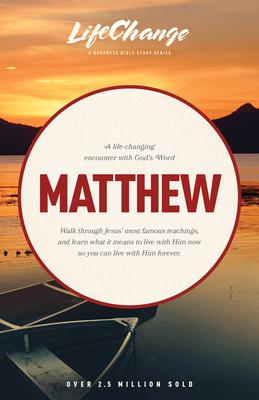 Matthew (LifeChange) Cover Image