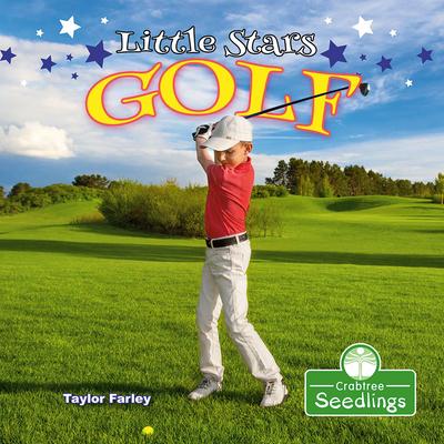 Little Stars Golf Cover Image