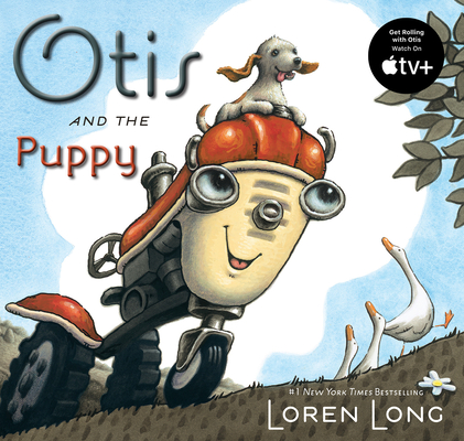 Otis and the Puppy: board book Cover Image