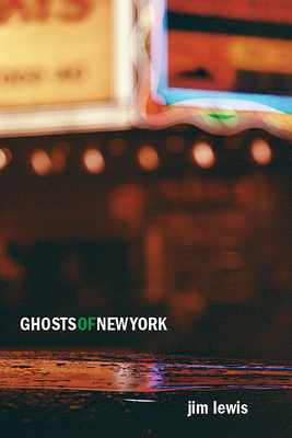 Ghosts of New York Cover Image