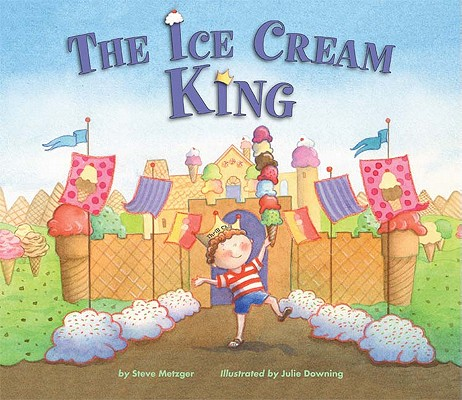 The Ice Cream King Cover