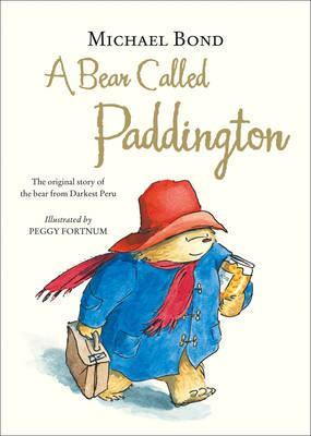 Bear Called Paddington Cover