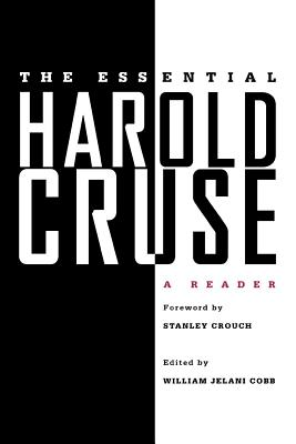 The Essential Harold Cruse: A Reader Cover Image