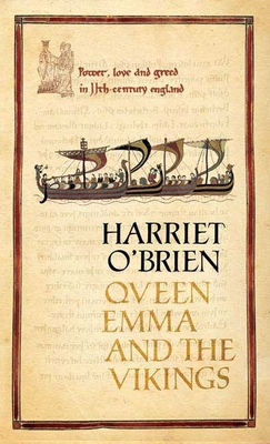 Queen Emma and the Vikings Cover