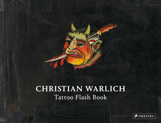 Christian Warlich: Tattoo Flash Book Cover Image