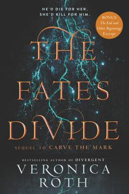 The Fates Divide (Carve the Mark #2) Cover Image