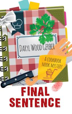Final Sentence (Cookbook Nook Mystery #1) Cover Image
