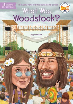 What Was Woodstock? (What Was?) Cover Image