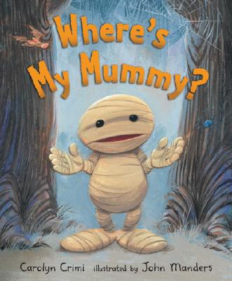 Where's My Mummy? Cover