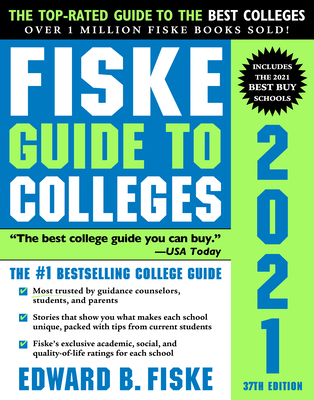 Fiske Guide to Colleges 2021 Cover Image
