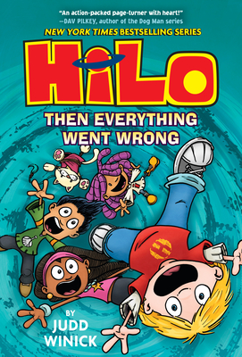 HILO 5: THEN EVERYTHING WENT W cover image