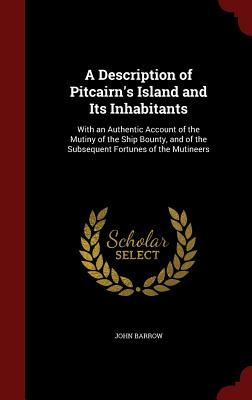 Cover for A Description of Pitcairn's Island and Its Inhabitants