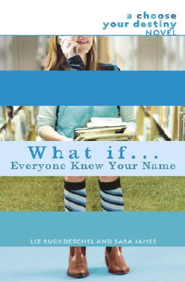 What If... Everyone Knew Your Name? Cover