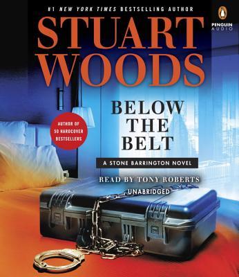 Below the Belt (A Stone Barrington Novel #40) Cover Image