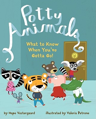 Potty Animals Cover