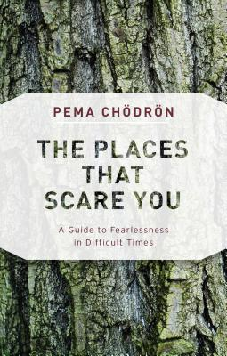The Places That Scare You: A Guide to Fearlessness in Difficult Times Cover Image