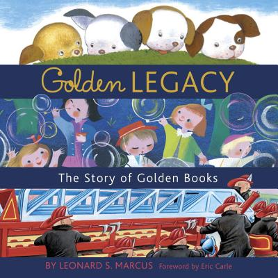 Golden Legacy Cover