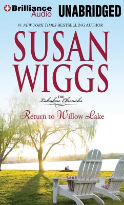 Cover for Return to Willow Lake (Lakeshore Chronicles #9)