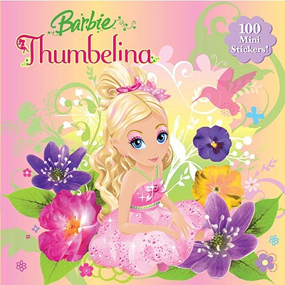Barbie Thumbelina [With Sticker(s)] Cover Image