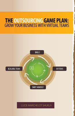The Outsourcing Game Plan: Grow Your Business With Virtual Teams Cover Image