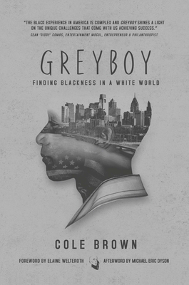Greyboy: Finding Blackness in a White World Cover Image