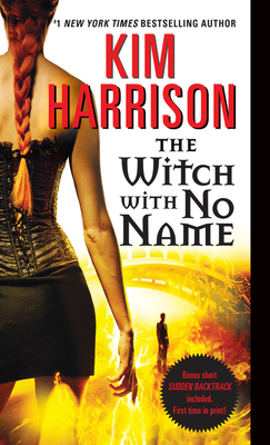The Witch with No Name (Hollows #13) Cover Image