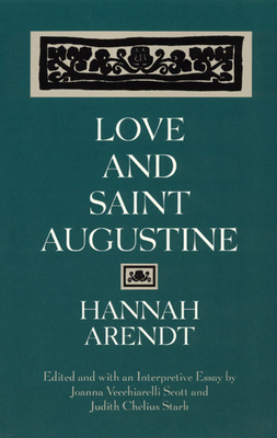 Love and Saint Augustine Cover