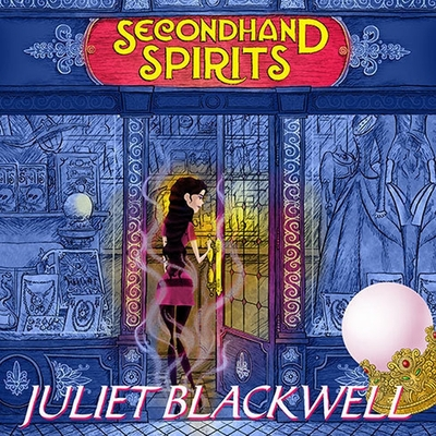 Secondhand Spirits (Witchcraft Mysteries #1) Cover Image