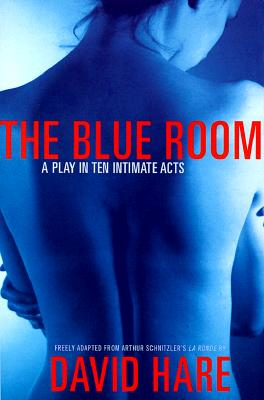 Cover for The Blue Room