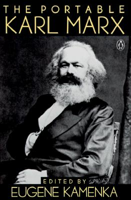 The Portable Karl Marx (Portable Library) Cover Image