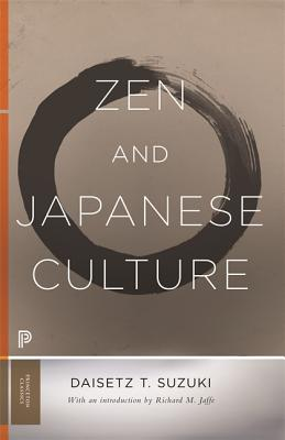 Zen and Japanese Culture (Princeton Classics #37) Cover Image