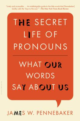 Cover for The Secret Life of Pronouns