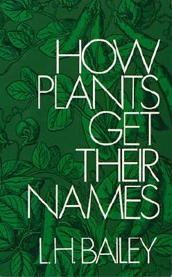 How Plants Get Their Names Cover Image