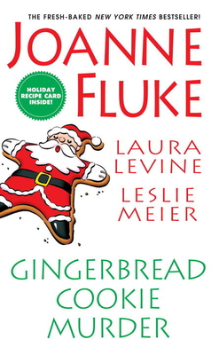 Gingerbread Cookie Murder Cover