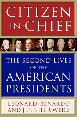 Cover for Citizen-in-Chief