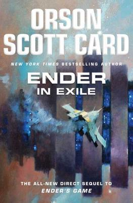 Ender in Exile: Limited Edition (The Ender Quintet #5) Cover Image