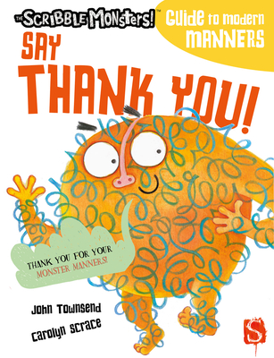 Cover for Say Thank You!