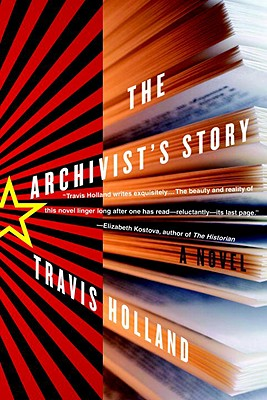 The Archivist's Story Cover Image